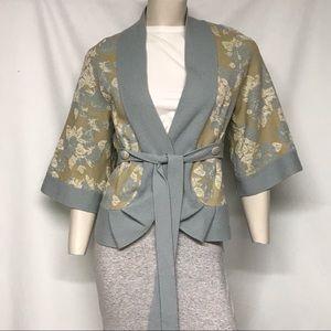 Moth wool blend cardigan